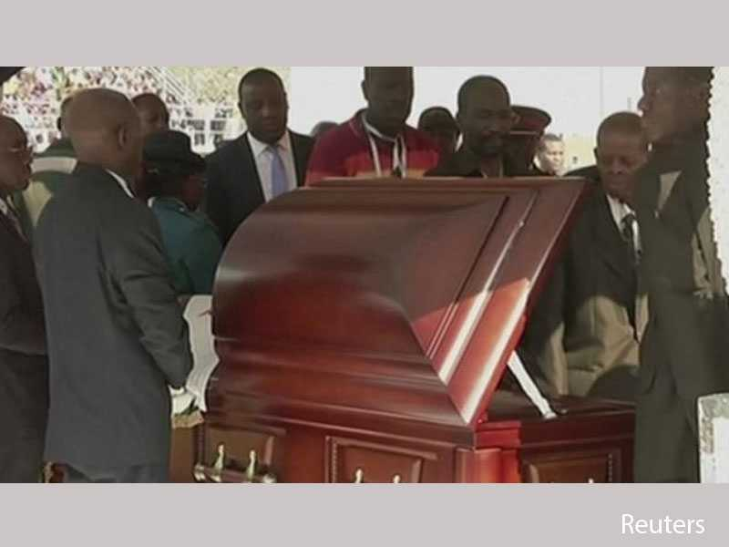 Government releases list of confirmed VVIPs attending Mugabe Burial