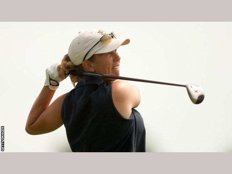 Former LPGA player Lee Ann Walker receives 58 penalty strokes