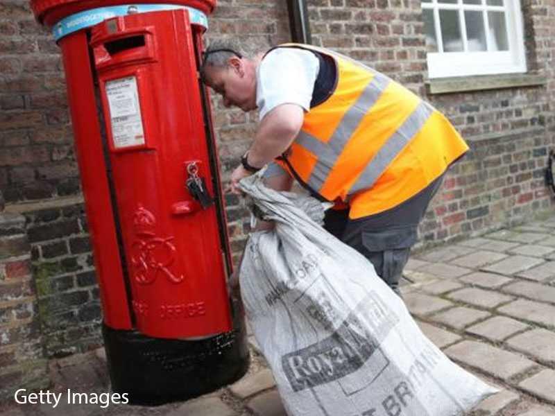 Royal Mail seeks to block potential Christmas strike
