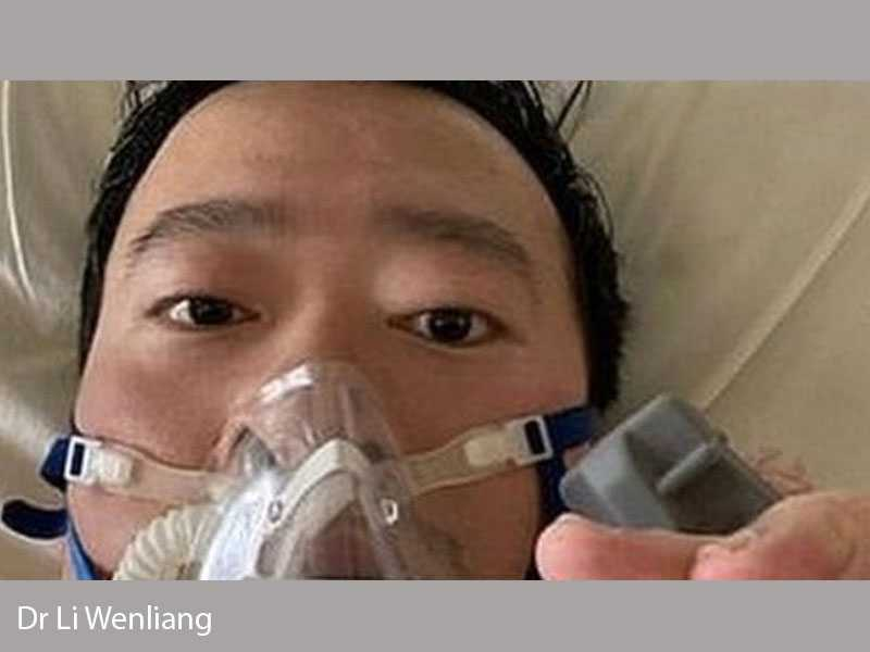US Citizen Diagnosed With Coronavirus Dies In China's Wuhan