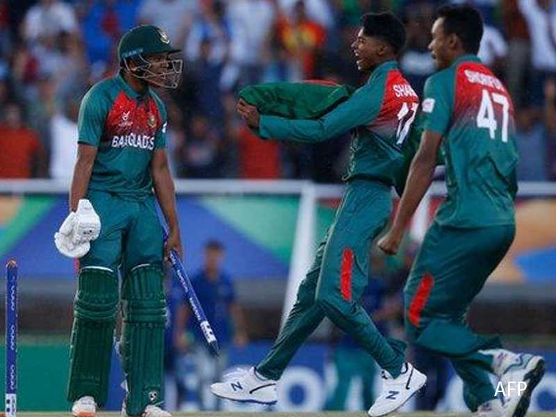 Five players banned after ICC final brawl
