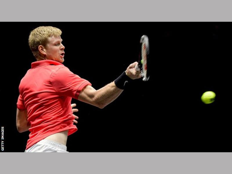 Edmund enters NY Open final