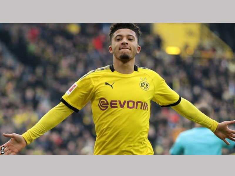 Jadon Sancho comments on his future amid Man United, Liverpool FC talk