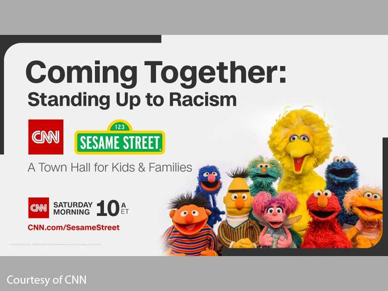 Elmo learns about racism and protests in special Sesame Street broadcast