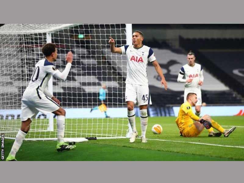 Tottenham Hotspur vs. Ludogorets Razgrad - Football Match Report