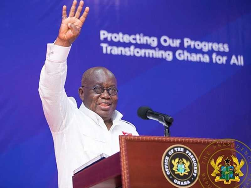 Ghana set for close presidential race as old rivals face off
