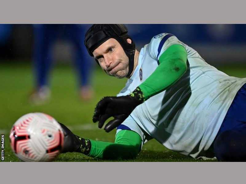 Petr Cech set to play for Chelsea's reserve against Spurs
