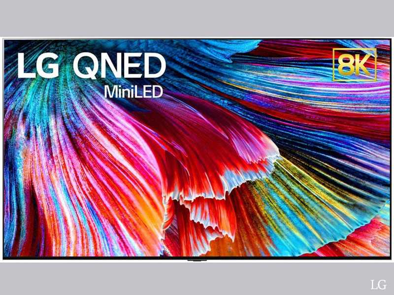 LG's New QNED Mini LED TVs Will Provide A Superior LCD Experience