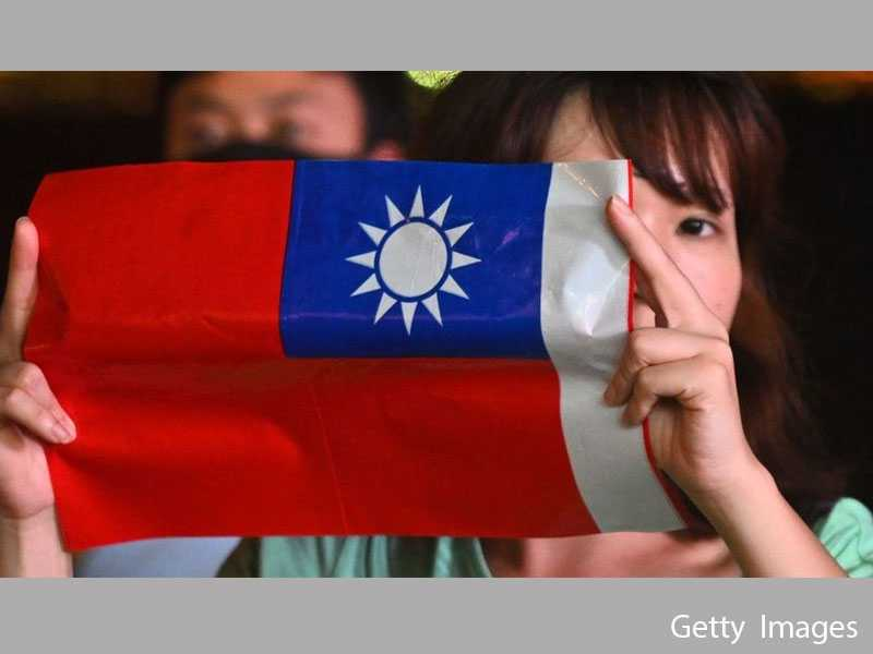 Chinese military: Taiwan's independence would mean war